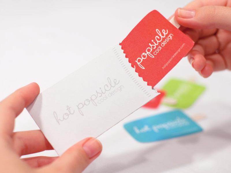 30 Original and Unique Business Card Design Ideas
